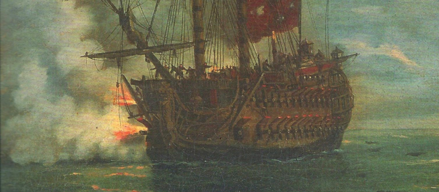 A GRIPPING ACCOUNT OF LIFE IN THE ROYAL NAVY DURING THE SEVEN YEARS WAR